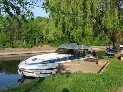 Location à la semaine de House-Boat