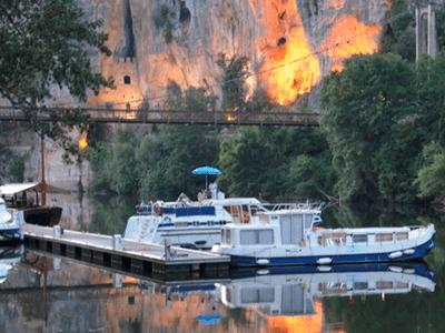 location de bateaux du Lot